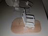 Time machine - 1 of 3 3d printed Chair mounted over bottom support