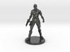Snake Eyes of G.I. Joe 6.75 Inch Statue 3d printed