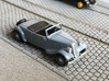 Citroen Traction roadster 1934 - Ho 1:87 3d printed
