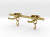 CPL06 FR Close Wagon Couplings (SM32) 3d printed