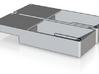 GP 38/40 9X16 SPEAKER ENCLOSURE 2PK 3d printed