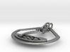 Celtic Zodiac Snake Pendant 3d printed