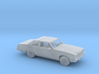 1/160 1977-79 Pontiac Bonneville Coupe Kit 3d printed