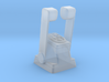 Throttle Control Van Dutch 1:10 3d printed