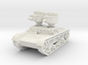 T 26 A 37mm Tank scale 1/56 3d printed