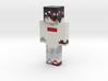 HongyiMC | Minecraft toy 3d printed