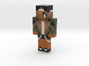 Taylor%0A | Minecraft toy 3d printed