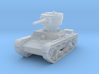 T 26 B Tank 1/144 3d printed