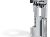 Graflex Mentor - Var2 Part9 Style1 - Power Module 3d printed