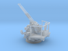 Twin Bofors Elevated 1/120 3d printed
