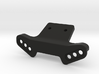 RC10 B6.1 Shock Protector / Front Wing Mount 3d printed