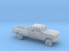 1/160 1992-96 Ford F Series Ext Cab Long Bed Kit 3d printed