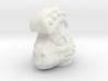 Dino Man Head - Multisize 3d printed
