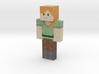 C91CE092-0063-4C20-856C-149CAAF3EDD8 | Minecraft t 3d printed