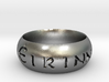 Ireland Forever Ring Size 9 3/4 3d printed Eirinn Go Bragh