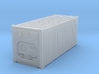 N scale refrigerated container 3d printed