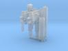 2x 1/10th UZIPROtactical 3d printed