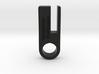 Versatile Plastic Black Premium Material Sample 3d printed