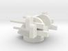 1/87 Scale M45 Quadmount 3d printed