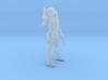 Lara Croft 1/60 miniature for games and rpg 3d printed