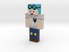 dantdm | Minecraft toy 3d printed