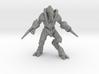 Starcraft Protoss Zealot 1/60 miniature for games2 3d printed