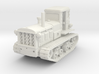 STZ 3 Tractor 1/87 3d printed