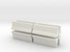 Barrier-JerseyWall-8 3d printed