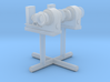 1/350 USN Boat Winches Set 3d printed