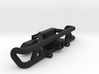 Axial Wraith Rear Bumper with Hitch and Shackle Mt 3d printed