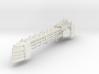Imperial Legion Long Cruiser - Armament Concept 13 3d printed