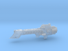 Imperial Frigate - Concept 2  3d printed