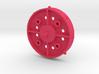 Nemesis Spin Roller 3d printed
