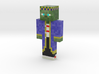 minecraftman503 | Minecraft toy 3d printed