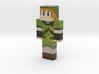 RabWaj | Minecraft toy 3d printed