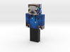 slothgaming sry i lied final | Minecraft toy 3d printed