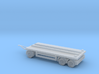 N 20ft Container Trailer 1 3d printed