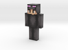 CharlieRipa | Minecraft toy 3d printed