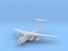 1/1250 IL-76 (Landing) 3d printed