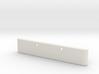Peterbilt 389 bmper 1/24 scale  3d printed