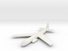 (1:285) Junkers EF 116 (Forward Swept Wings) 3d printed