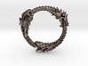 The Elder Scrolls Ring Pendant 3d printed