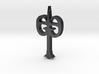Black Iron Tarkus 3d printed