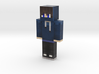 GussyCancun | Minecraft toy 3d printed