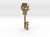 Borderlands 2 Golden Key 3d printed