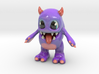 Baby Monster Colored 3d printed