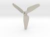 5 Inch Propeller CW Hollow Hexagonal Core 3d printed