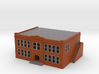 Bedford Old School House - Zscale 3d printed