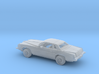 1/87 1973 Pontiac Grand Prix Kit 3d printed