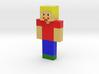 vojta | Minecraft toy 3d printed